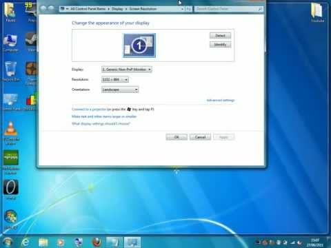 Intel Gma Resolution hack - Netbooks, Eee pc, dell - Windows 7, Windows 8 and Windows 10