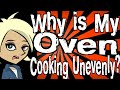 Why is My Oven Cooking Unevenly?