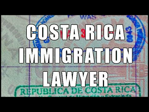 Costa Rica Immigration Lawyers - San Jose Law Firm - Costa Rica Citizenship