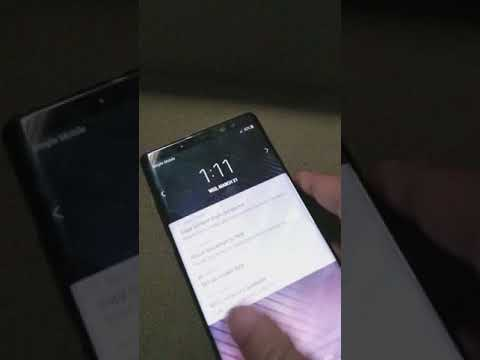 SPRINT GALAXY NOTE 8 GSM UNLOCK TO ALL CARRIERS