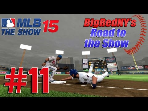 MLB 15 The Show PS4 Road To The Show - Ep. 11 -