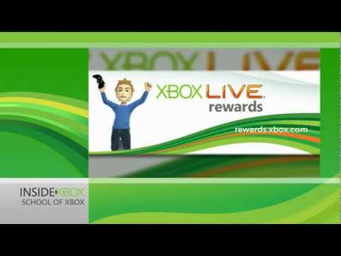School of Xbox - Xbox LIVE Rewards