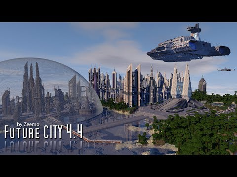 Minecraft - Future City [4.4] The Last Judgment