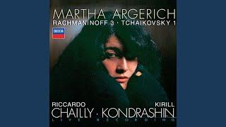 Tchaikovsky Piano Concerto No1 In B Flat Minor Op23 Th55  3 Allegro Con Fuoco Live