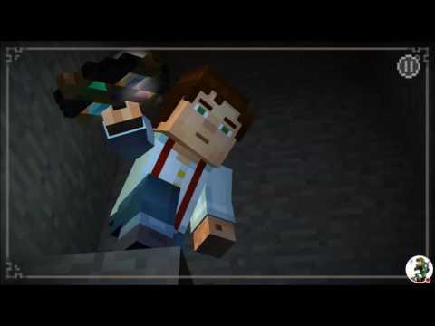 Minecraft Story Mode - épisode 3: Le dernier endroit où l'on regarde