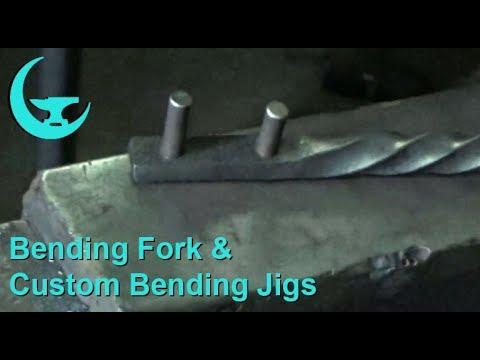 Bending Fork & Custom Bending Jigs