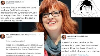 Download SJW Comic Pros Sound Like Aliens Wearing Human Suits When They Try To Promote Their Books Video