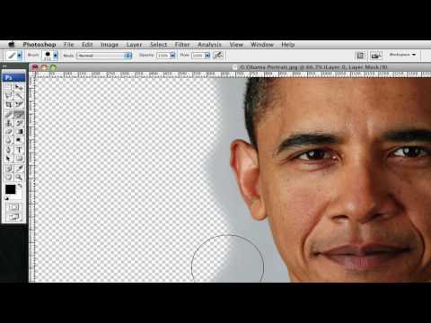 Crop (Cut Out) an Image: Photoshop