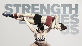 Strength Defines Us! Athletes Inspired by Stronger