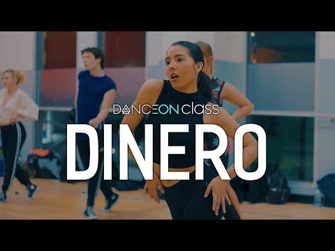 Trinidad Cardona - Dinero | G Madison IV Choreography | DanceOn Class