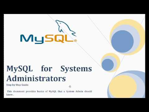 Backup and Restore of MySQL Databases on Linux