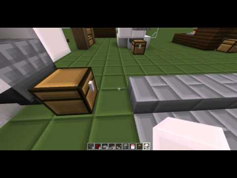 minecraft how to make a chicken food farm