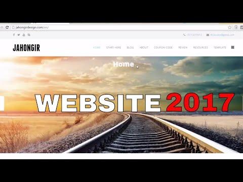 BUILD JOOMLA WEBSITE FULL 2017!