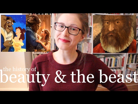The History of Beauty & The Beast | Fairy Tales with Jen