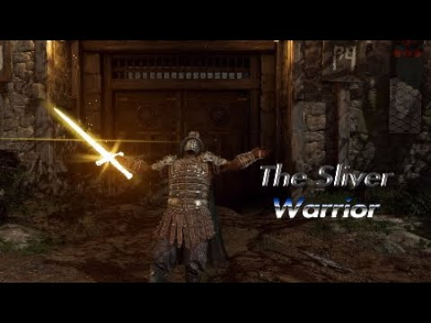 The Sliver Warrior - For Honor