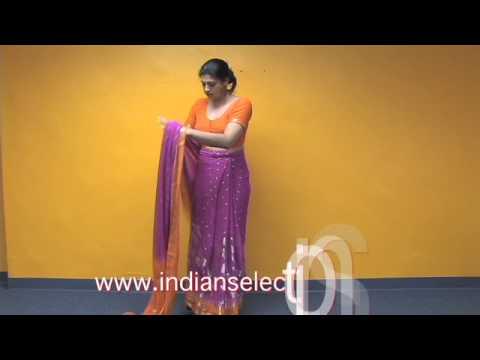 Ready Made Sari / Pre Stitched sari / easy to wear sari