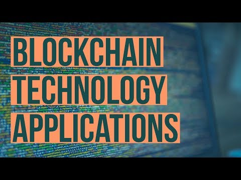 Blockchain Applications in Industry