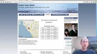 WordPress Sidebar Widgets in SmallBiz Theme (Video)