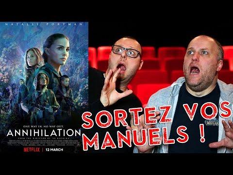 ANNIHILATION - Critique ! Explications & Théorie
