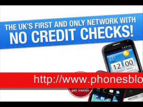 bad credit mobile phones