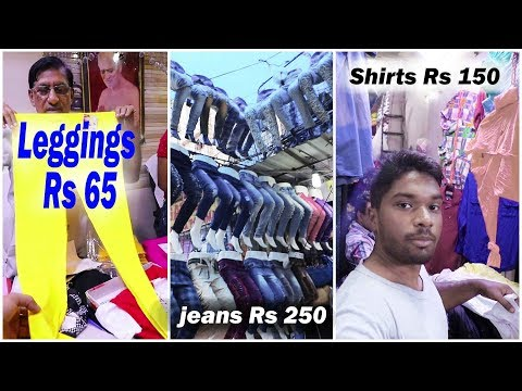 Gandhi Nagar Cheapest & Wholesale Market Of Clothes | Best Market For Business Purpose | Vlog 15th