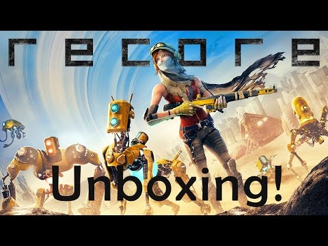 ReCore Unboxing