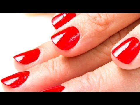 How to Manicure Short Nails | Manicure Tutorials