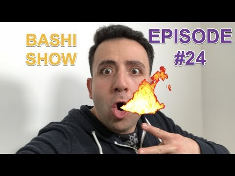 Bashi Show Episode #24 - Free Marketing Training For Your Brain You Probably Never Thought About