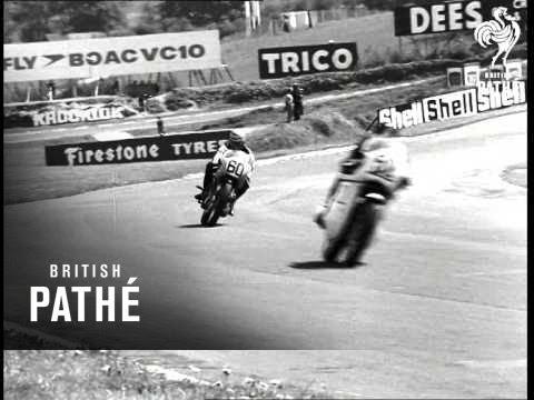 Motorcycle Racing Aka 500 Mile Grand Prix Endurance Race (1968)