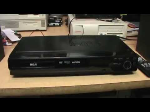 RCA 250-watt home theater system FAIL