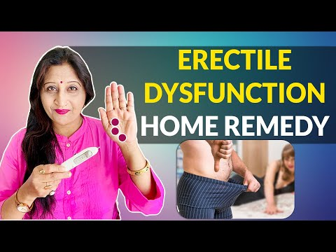 Erectile Dysfunction Treatment Acupressure Home Remedies Cure in Hindi (Fast)