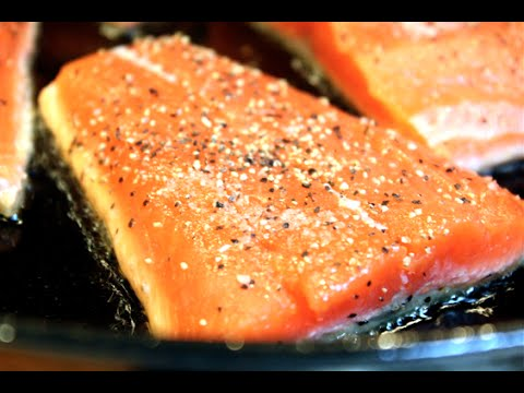 HOW TO COOK SALMON - Greg's Kitchen