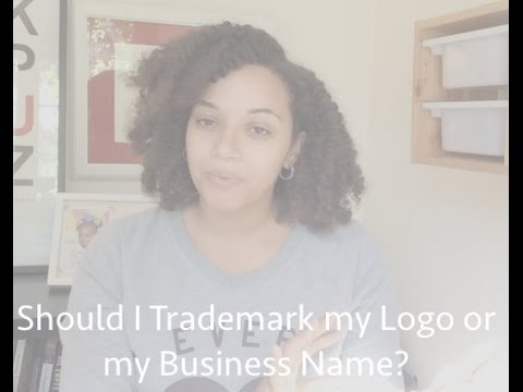 Should I Trademark my Logo or my Business Name?
