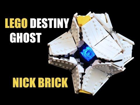 LEGO Ghost - Destiny