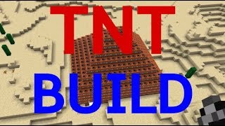 Minecraft TNT bomb build