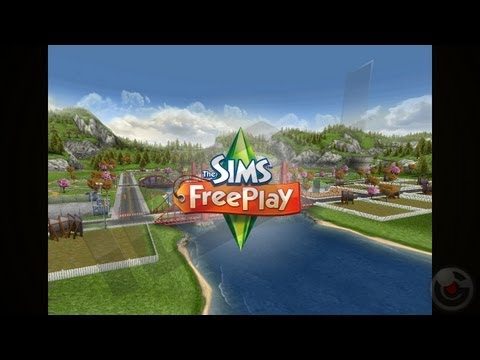 The Sims Free Play - iPhone & iPad Gameplay Video