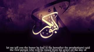 The love of Abu Bakr(ra)  Emotional  Sheikh Zahir Mahmood
