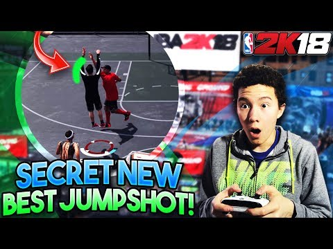 NEW BEST JUMPSHOT 2K Doesn't Want You To Know!! (NBA 2K18 Best Jumpshot)