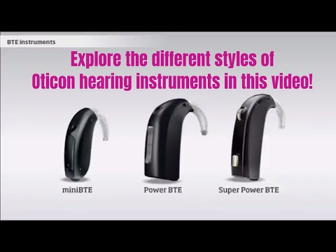 Exploring different kinds of Hearing Aids