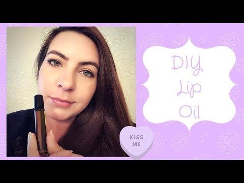 DIY Lip Oil!!