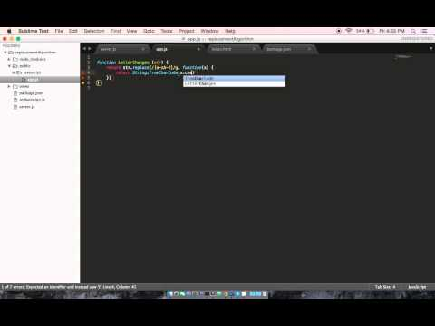 Intro to Javascript: Replace the letters in a string with next letter in alpabet