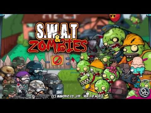 SWAT and Zombies Season 2