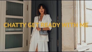 Chatty Get Ready With Me in Paris | Aimee Song