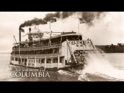 The Sinking of the Columbia - PROMO
