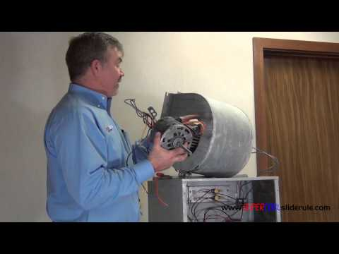 How To Change Or Replace An Indoor Er Motor