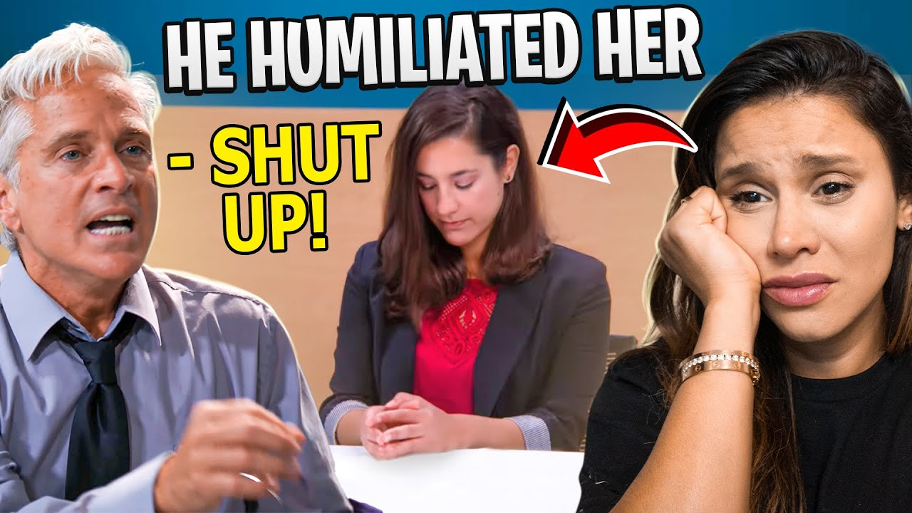 Andrea is BULLIED For Her ENGLISH.. (Ending Will SHOCK YOU) | The Royalty Family