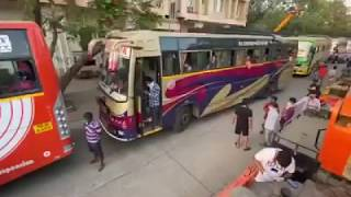 SonuSood Arranges Buses For Migrant Workers To Head Back To Their Native.