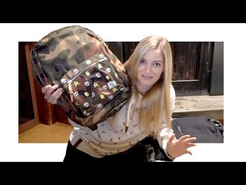 What's in my travel gear bag?
