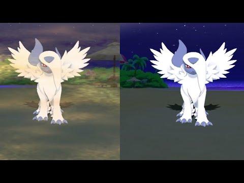 MEGA ABSOL VS MEGA ABSOL!? - Pokemon SUN and MOON WiFi Battle #42: 6fthax VS Nicholas (1080p)