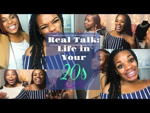 REAL TALK: LIFE IN YOUR 20S! MEN, FAKE FRIENDS, FAITH, SHAKU SHAKU!